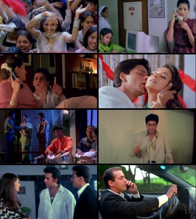 Hum Tumhare Hain Sanam 2002 Hindi 480p HDRip 500mb