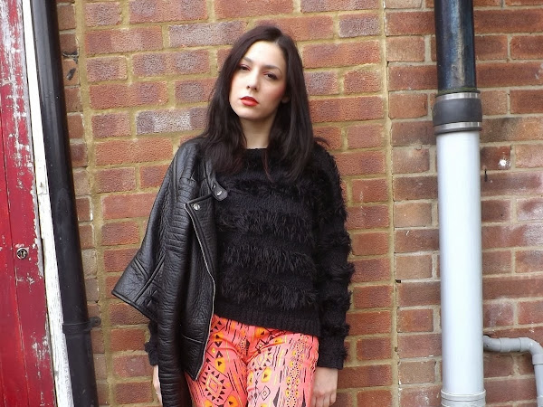 What Cat Wore: Aztec in London