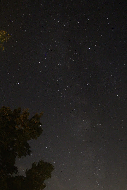 milky way north west indiana