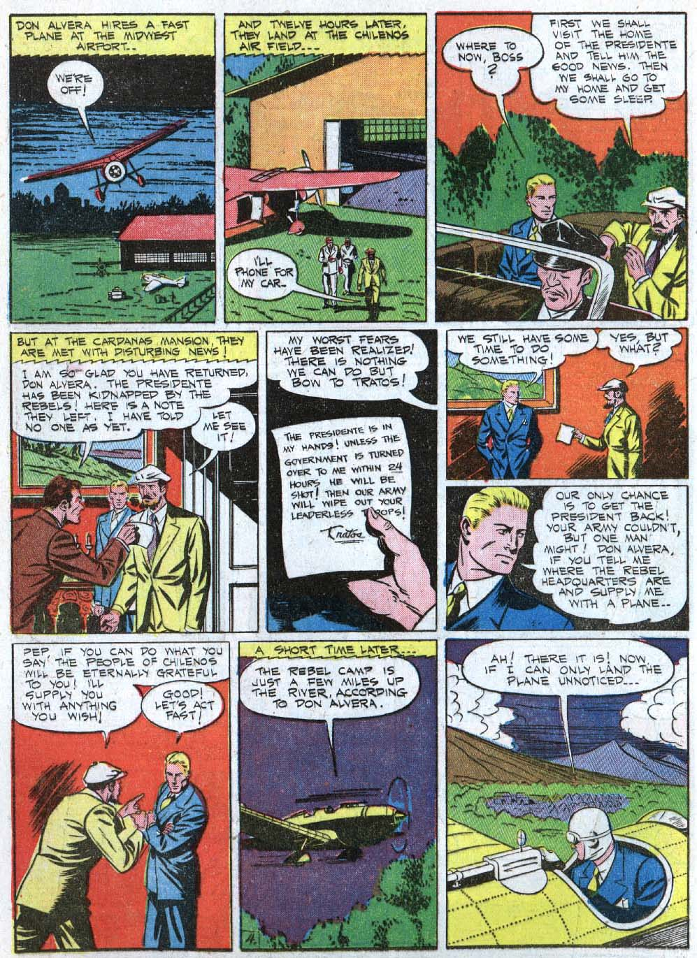 Read online Action Comics (1938) comic -  Issue #40 - 20