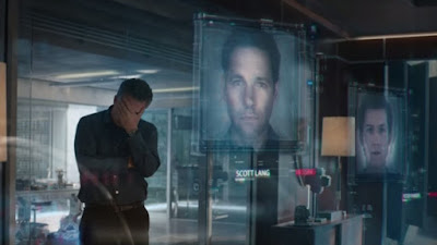 avengers 4 endgame fan theory scott lang antman is not in the past quantum realm