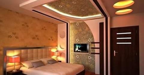 Faux plafond pour chambre a coucher ms timicha for Interieur no 253