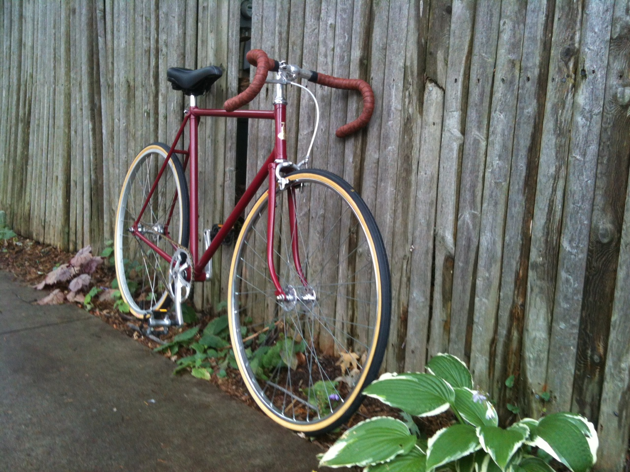 2361ca403dc John's Bicycle Restorations: Raleigh Fixie / Single Speed Conversion ...