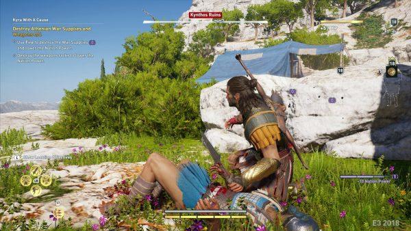 Se filtran las primeras imágenes de Assassin's Creed Odyssey