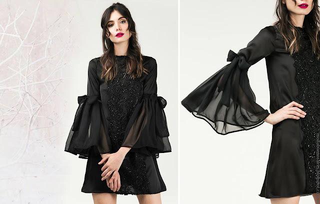 Moda vestidos de fiesta 2016 | Moda 2017 vestidos de fiesta Agogo.