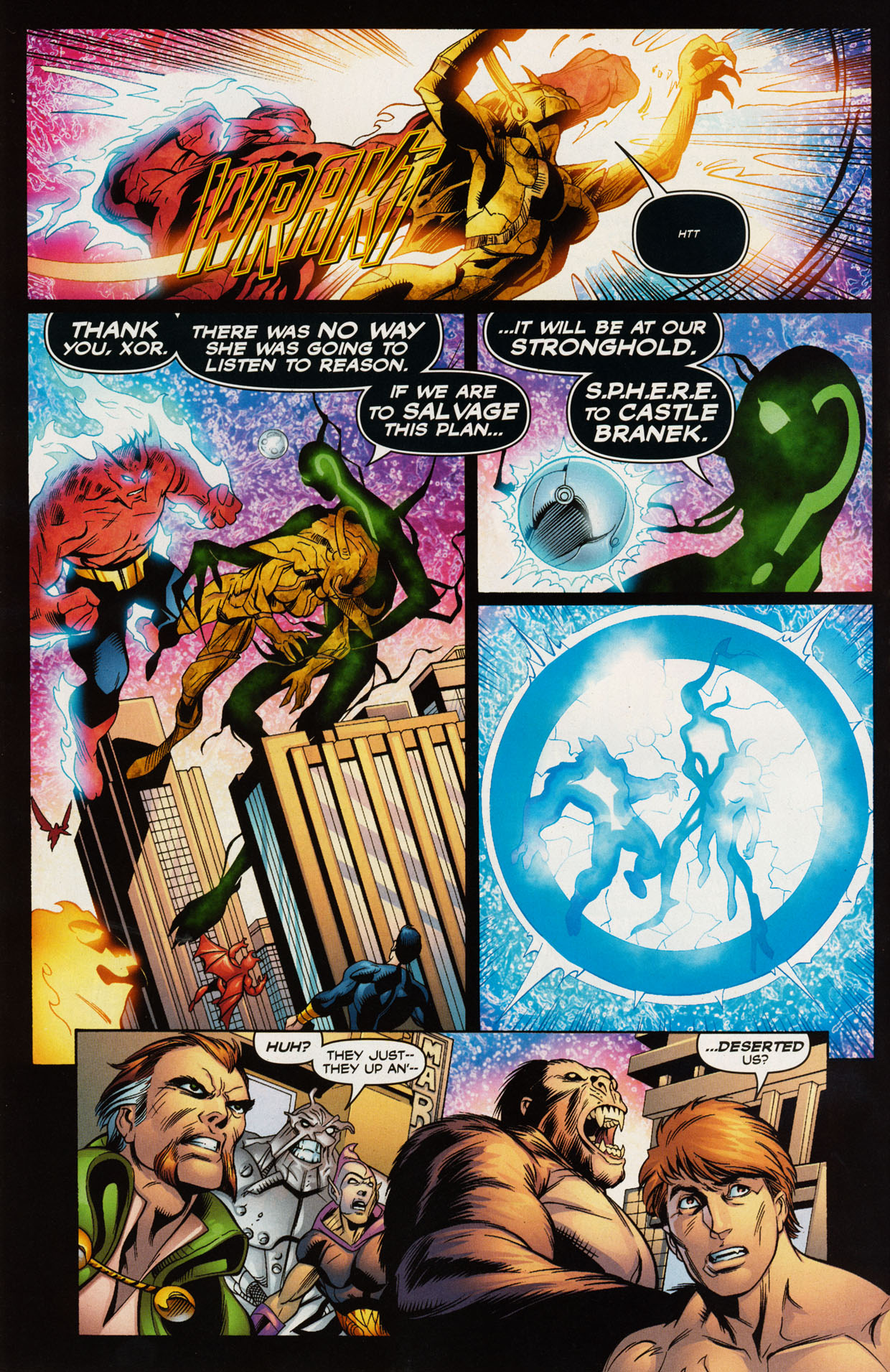 Read online Trinity (2008) comic -  Issue #41 - 5