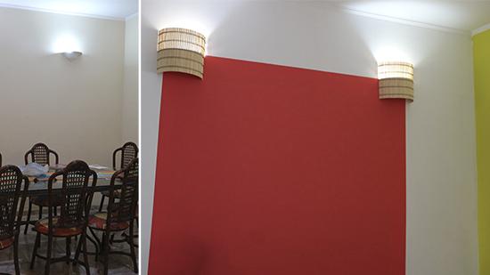 pintar parede, como pintar parede, faça você mesmo, diy, decoração, decor, a casa eh sua, faça você mesmo