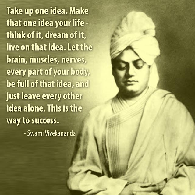 Quote 5 by Swami Vivekananda | HBR Patel
