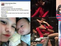 Istri Baru Melahirkan TKI Ini Malah Katahuan Selingkuh Dengan TKW Hongkong Lewat Live Streaming Facebook Hot Di Tempat Karaoke