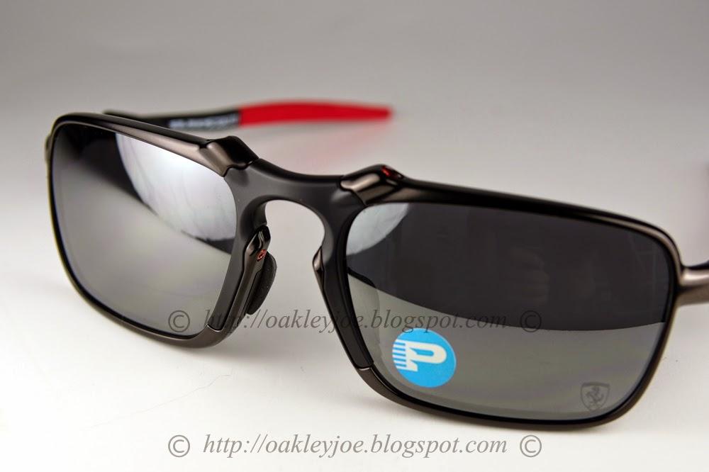 8036c8682f Oakley Polarized X Squared Polished Carbon Black Iridium