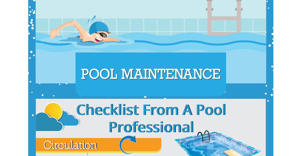 Swimming Teaching Pool Maintenance Checklist From A Pool