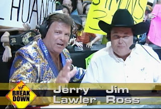 WWF - Breakdown 1998: In Your House 24 - Jerry 'The King' Lawler & Jim Ross