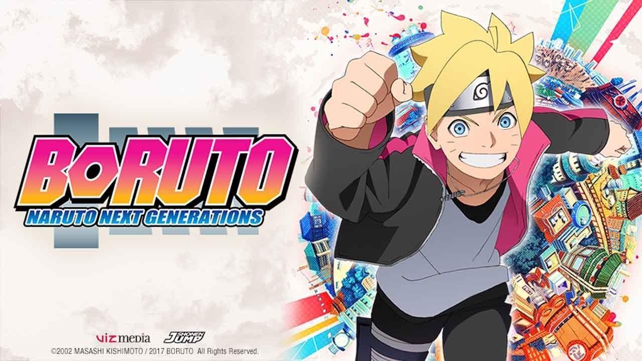 Boruto Next Generation Anime