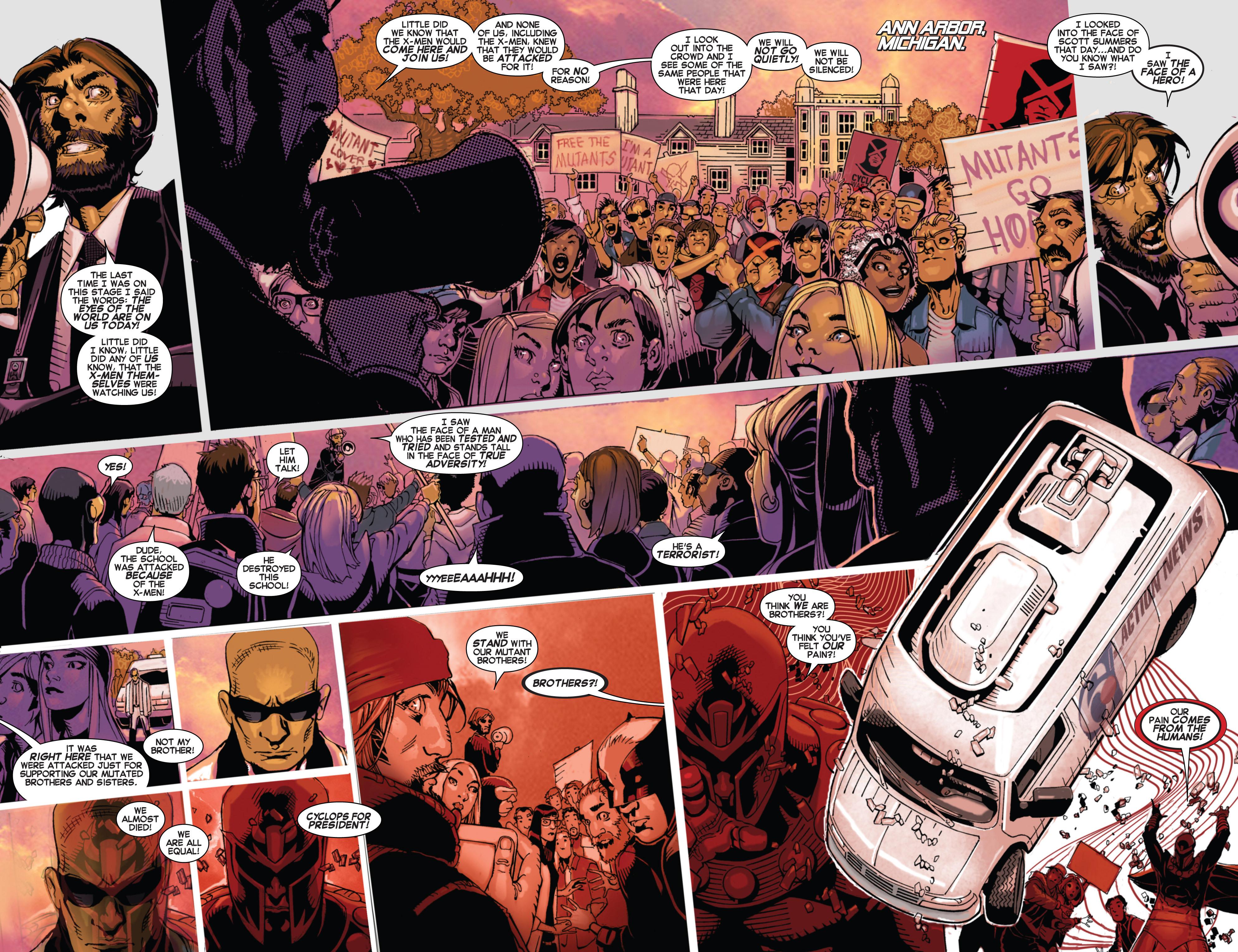 Read online Uncanny X-Men (2013) comic -  Issue #16 - 3