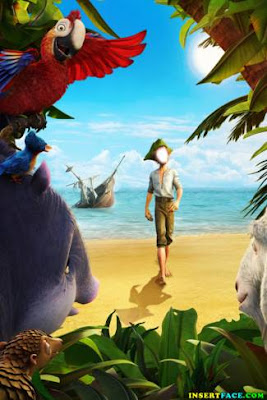 Robinson Crusoe 2016 HD 600mb