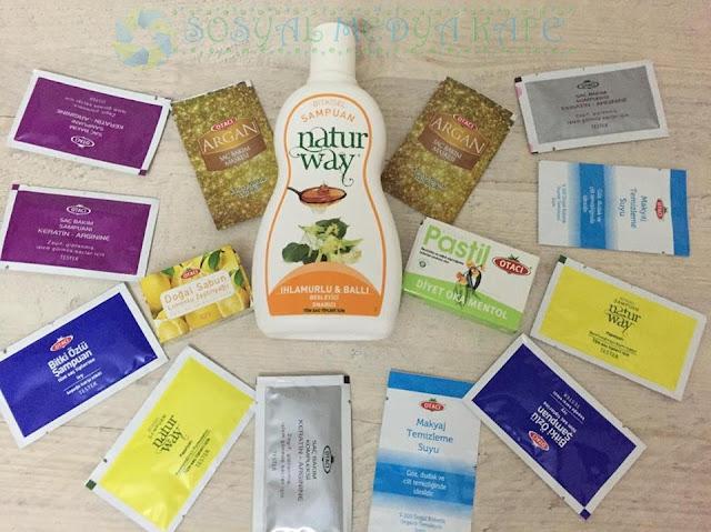 Otacı Bitkisel Sponsor Firma ve Ürünleri