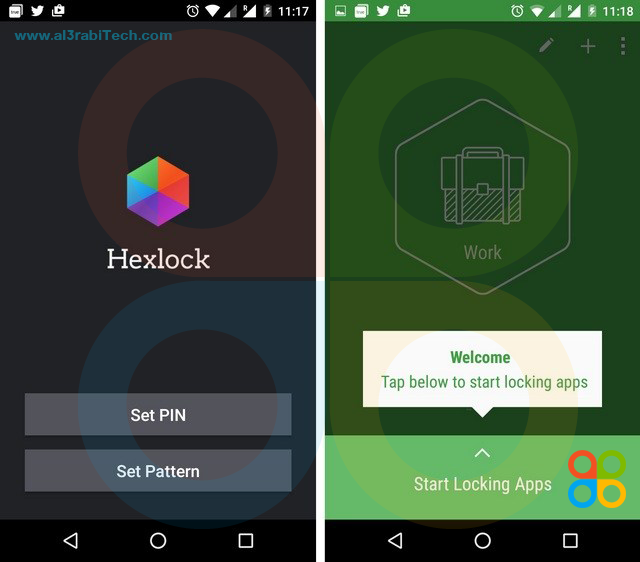 Best applications for lock for Android free
