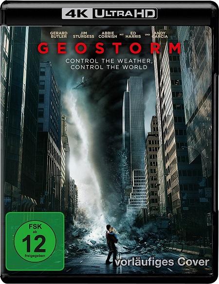 Geostorm 4K (Geo-Tormenta 4K) (2017) 2160p 4K UltraHD HDR WEBRip 28GB mkv Dual Audio DTS-HD 5.1 ch