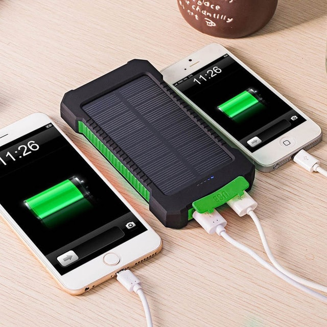 Solar Charge Life - Save energy and money