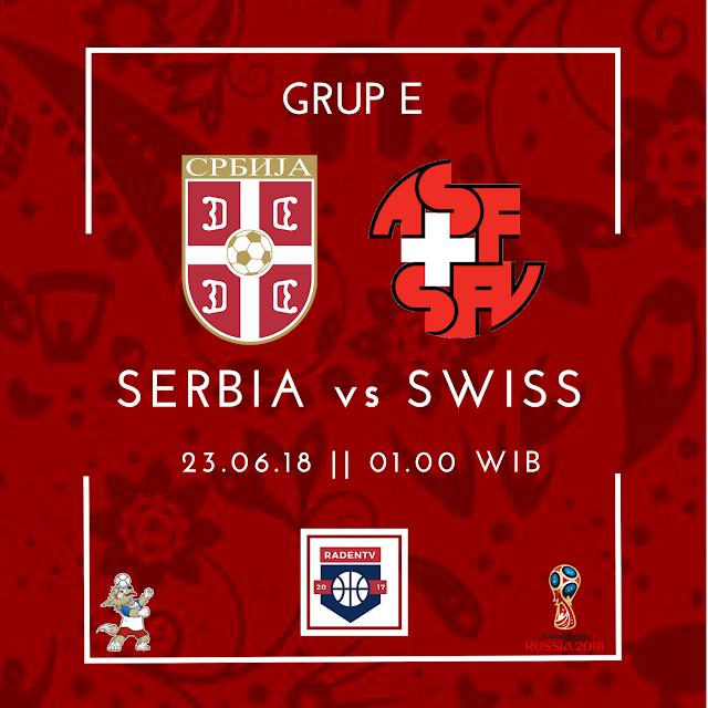 Serbia vs Swiss