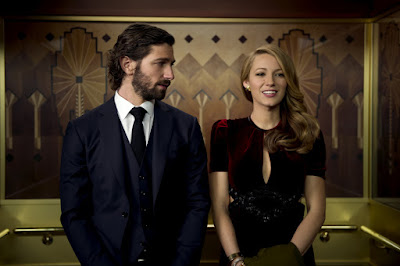 Michael Huisman and Blake Lively in The Age of Adaline