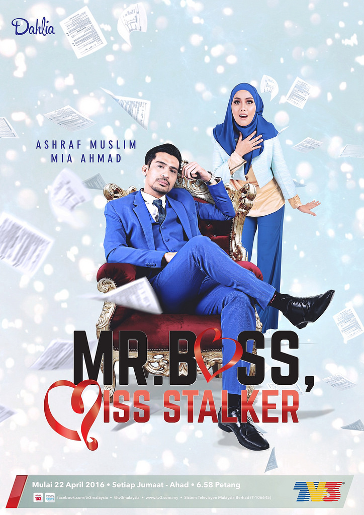Mr. Boss Miss Stalker