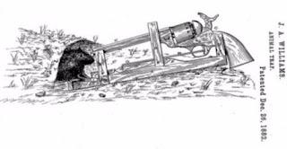 Pistola de matar ratones