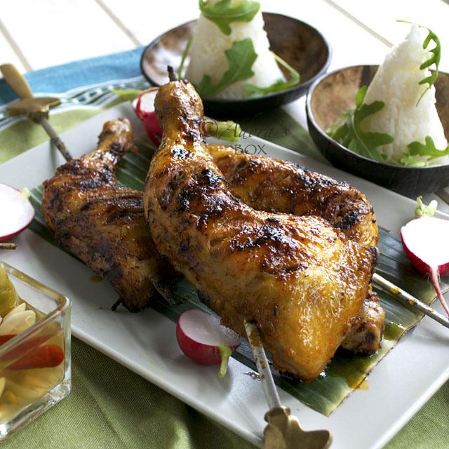 Adora S Box Chicken Inasal