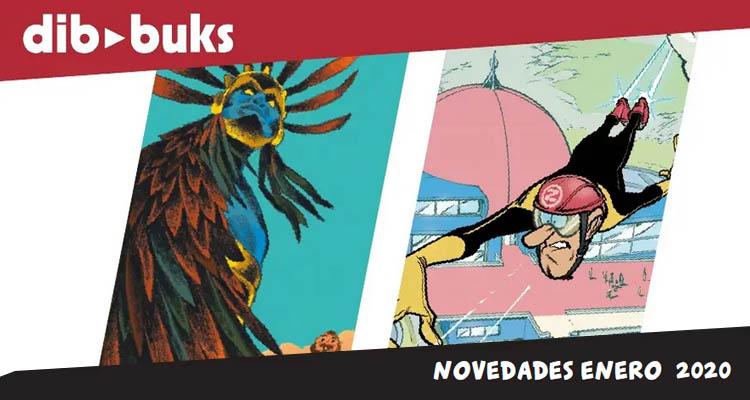 Dibbuks: Novedades Enero de 2020