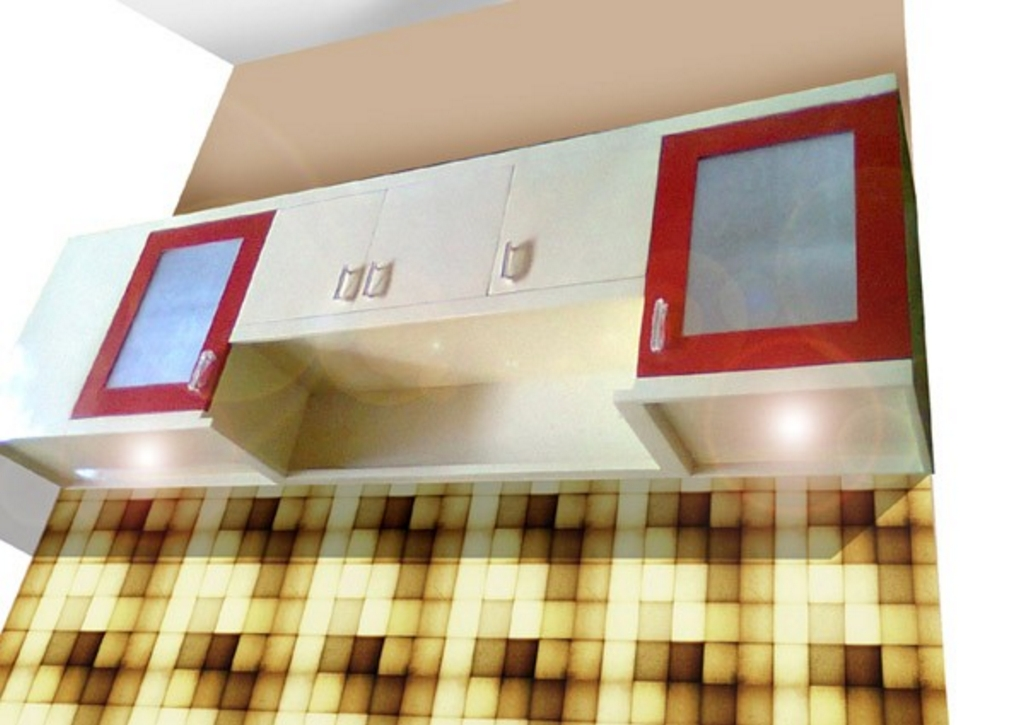 kitchen set bagian atas 3