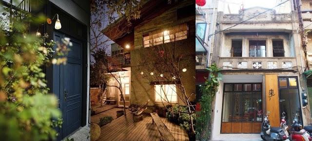 【台南】4大特式旅館 融合懷舊優雅的風情