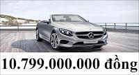 Đánh giá xe Mercedes S500 Cabriolet