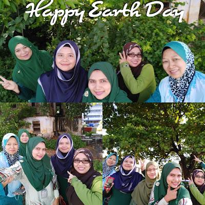Earth day, Hari Bumi, Sambutan Hari Bumi 2017