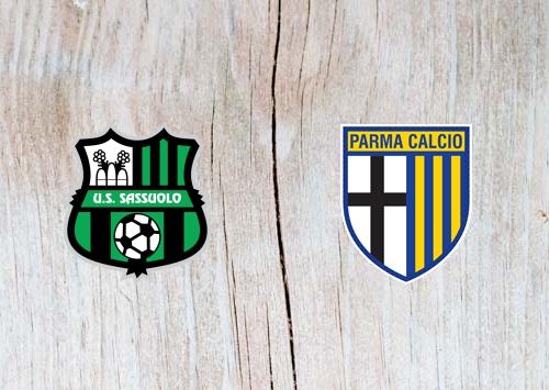 Sassuolo vs Parma - Highlights 14 April 2019