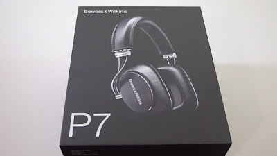 Audífonos Bower Wilkins P7