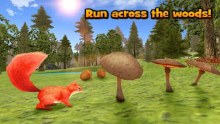 Forest Squirrel Simulator 3D Apk v1.0 (Mod Money)