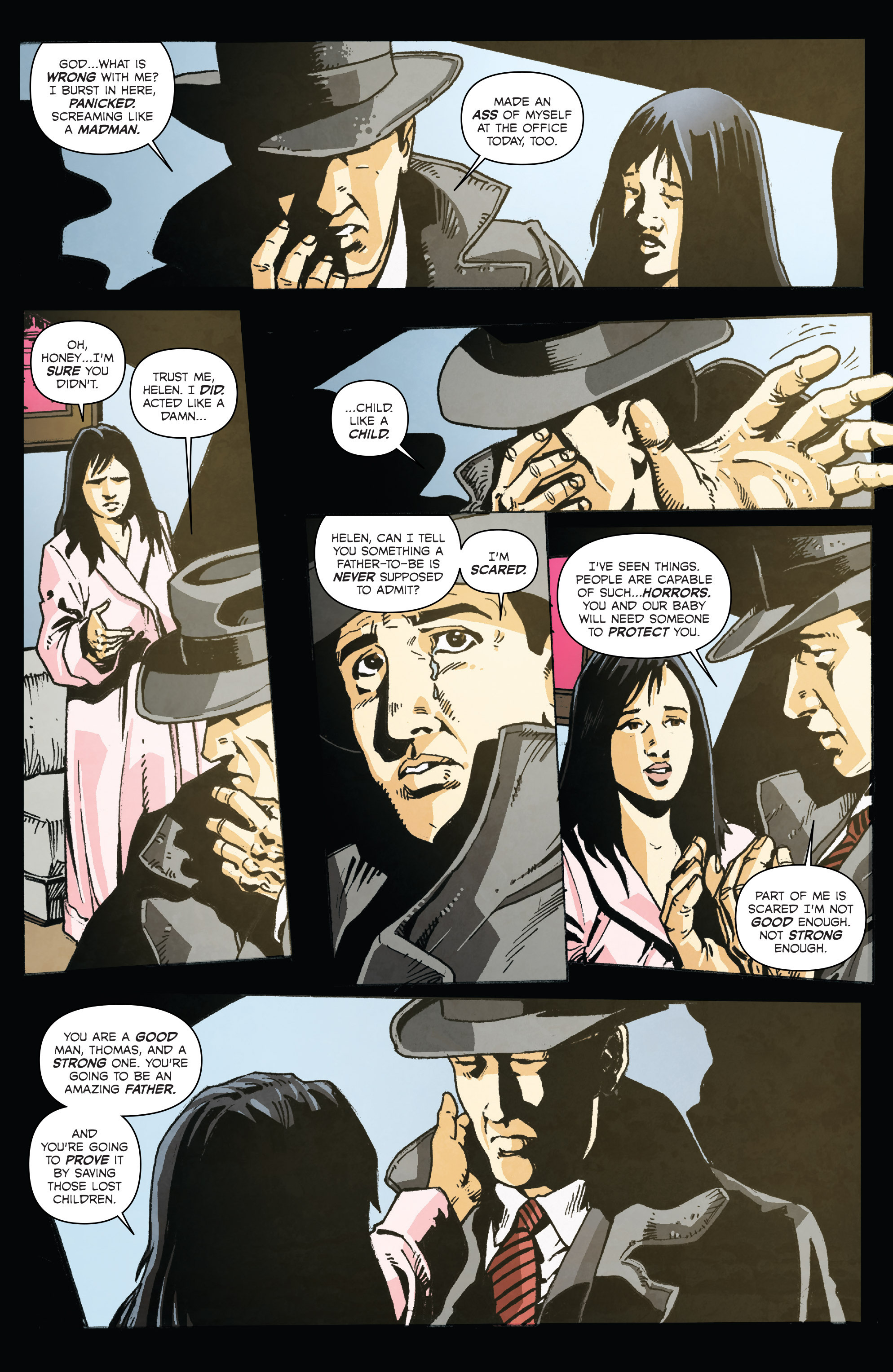 Read online Seduction of the Innocent (2015) comic -  Issue #2 - 12