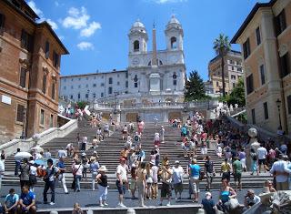 Free tour por Roma en plaza España