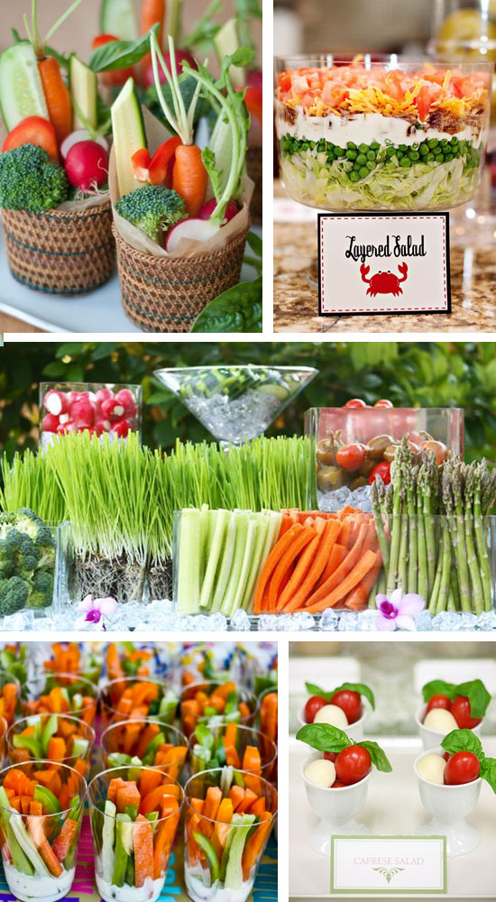 Vegetable Dip Tray Cake Ideas And Designs