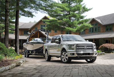 The F-150 Limited Is The Most Advanced And Luxurious Truck Ever