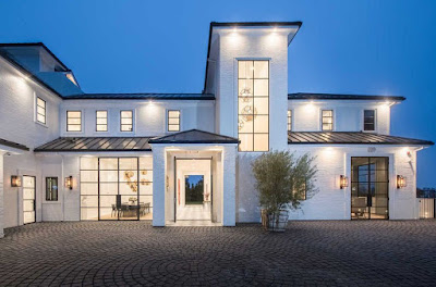 See photos of basketball player LeBron James $23million new L.A. mansion