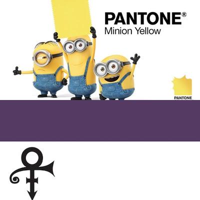 Alm Disso A Empresa Criou Uma Cor Em Homenagem Ao Cantor Prince E O Amarelo Exclusivo Dos Minions Parceria Com Os Donos Da Animao