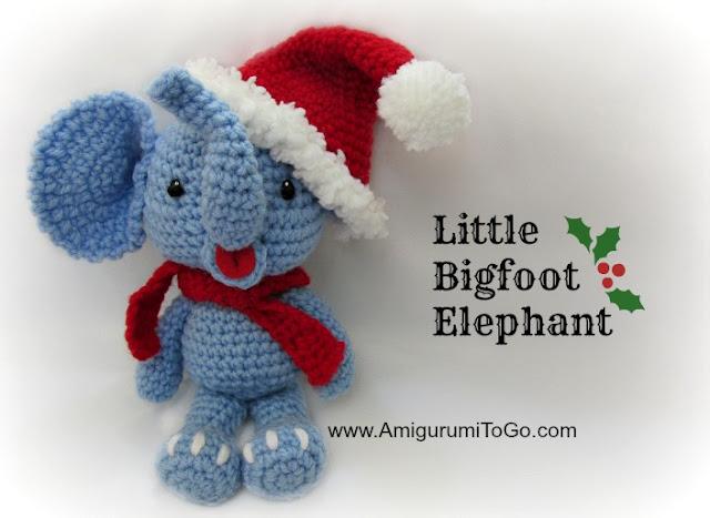 http://www.amigurumitogo.com/2014/05/Elephant-free-amigurumi-pattern.html