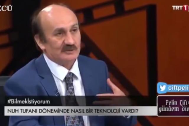 Bikin Geger, Ilmuwan Turki: Sebelum Banjir, Nabi Nuh Hubungi Anaknya Pakai Ponsel