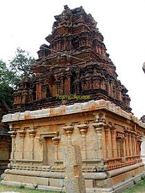 Sri Gangadhareshwara Temple, Teruhalli