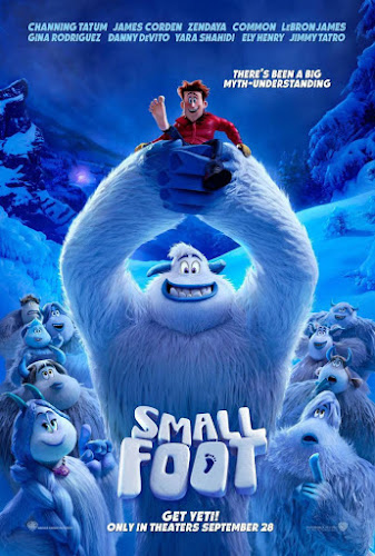 Smallfoot (BRRip 720p Dual Latino / Ingles) (2018)