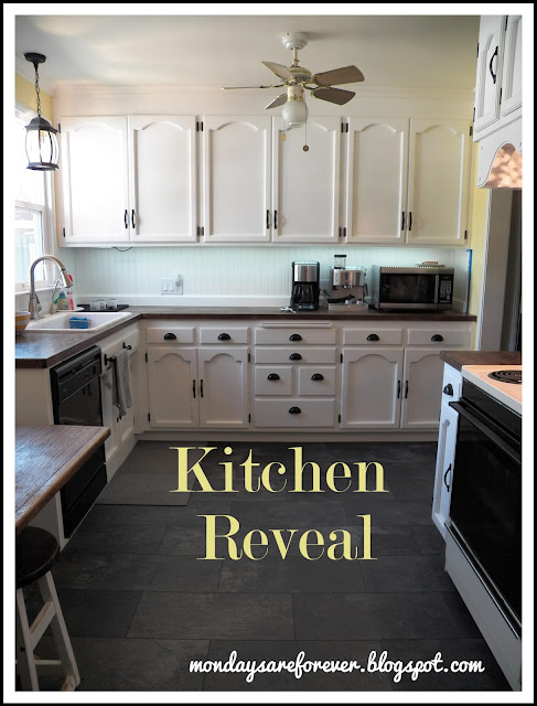 Kitchen Reveal: A love story three years in the making