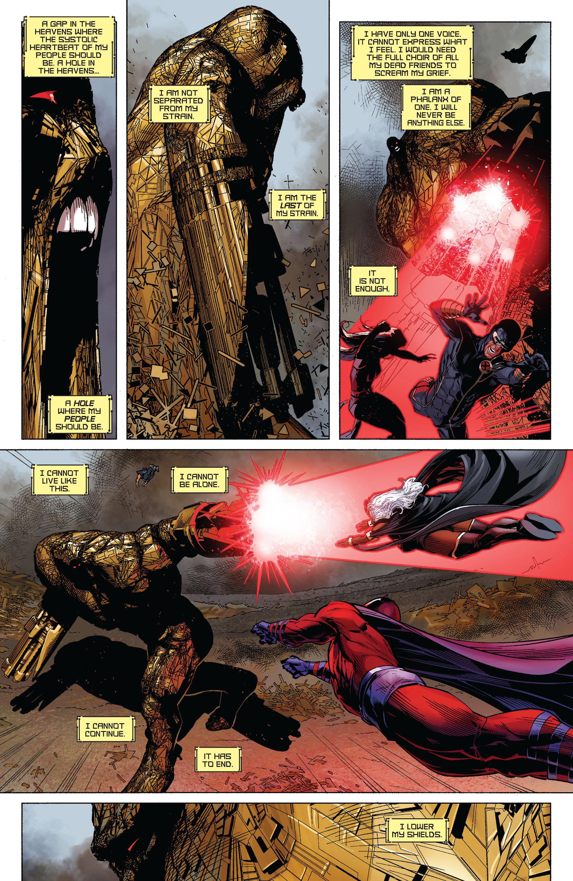 Read online Uncanny X-Men (2012) comic -  Issue #4 - 20