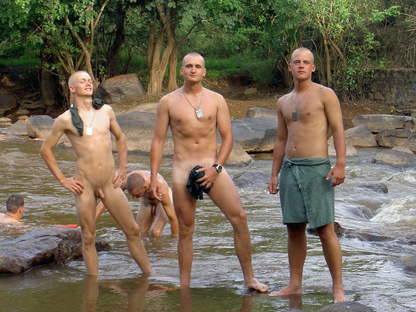 Как позвать парня купаться голыми