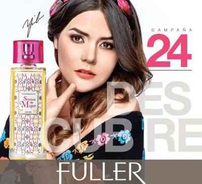 catalogo fuller c-24 2017 Mexico